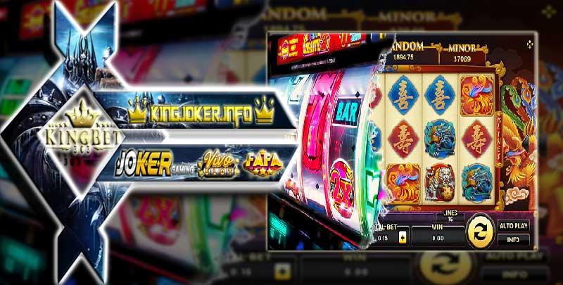 Agen Joker123 Slot Online Terpercaya Ada Apa Aja?