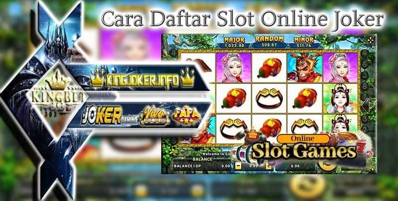 Daftar Slot Online Joker123 Casino Terbesar Indonesia